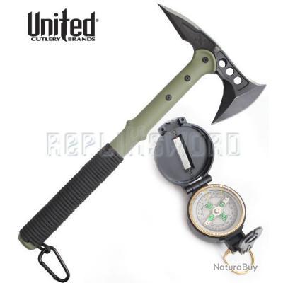 Hache et Boussole Tomahawk - Hachette M48 - UC2836 United Cutlery Repliksword