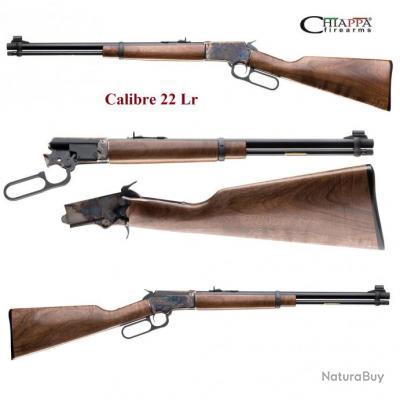 Carabine  Chiappa LA322   Mod. Winchester Take Down 22Lr  à levier sous garde
