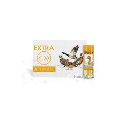 1 carton de 250 carts de chasse Bornaghi cal 20 Extra 32g plombs n° 5