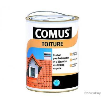 Comus Peinture Toiture 3l Rouge Brique 19711 Peinture Ext Rieure 2897328