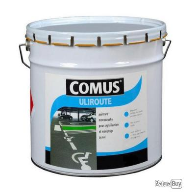 comus peinture signalisation et marquage routier uliroute 3l mat satin blanc 12668. Black Bedroom Furniture Sets. Home Design Ideas