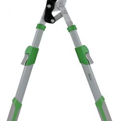 Fiskars coupe branches lame franche et cr maill re avec crochet 80 cm 55 mm 112630 - Coupe branche telescopique fiskars ...