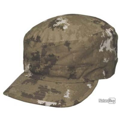 taille s casquette type us bdu ripstop camouflage vegetato desert casquettes cagoules. Black Bedroom Furniture Sets. Home Design Ideas