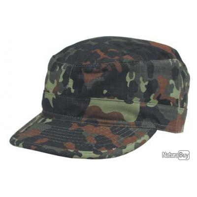 taille s casquette type us bdu ripstop camouflage flecktarn casquettes cagoules bonnets. Black Bedroom Furniture Sets. Home Design Ideas