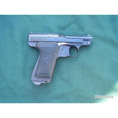 Pistolet Le Francais calibre 7,65