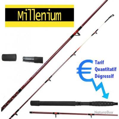 CANNE BATEAU MILLENIUM EXPERT BOAT II 2M40 ( MAGIC STICK ) Pièce
