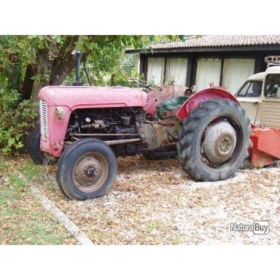 ancien tracteur massey ferguson 35 23c v hicules utilitaires 2920960. Black Bedroom Furniture Sets. Home Design Ideas