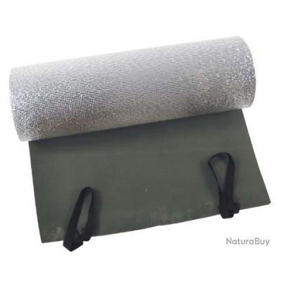 tapis de sol isolant aluminium largeur 50 longueur 200. Black Bedroom Furniture Sets. Home Design Ideas