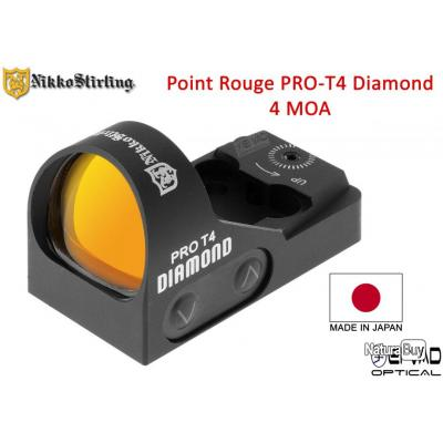 Point Rouge Nikko Stirling PRO T4 - Made in Japan