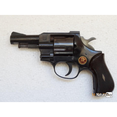 Vente revolver 9 mm grenaille for Arme defense maison
