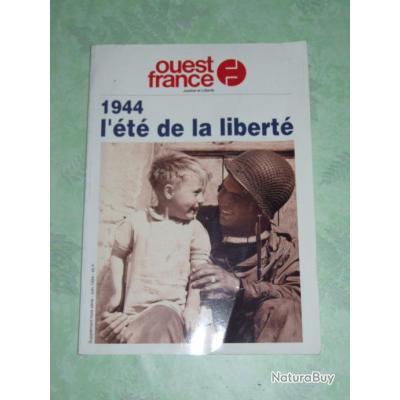 """N° hors-série """"1944 l'été de la liberté"""""""