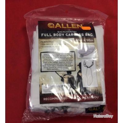 Sac de conservation de carcasse Allen special CERF et Sangliers