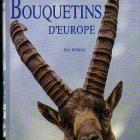 sur les traces des bouquetins d'europe. d'éric weber (bientot plus d'exemplaires en stock)