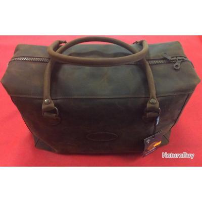 petit sac de voyage en cuir v ritable artipel accessoires textile divers 3007035. Black Bedroom Furniture Sets. Home Design Ideas