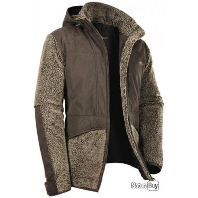 manteau blaser faser pelz jacke lang taille 3xl vestes et blousons 3010242. Black Bedroom Furniture Sets. Home Design Ideas