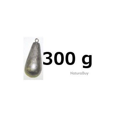 PLOMB POIRES ATTACHES 300 GRS - alciumpeche