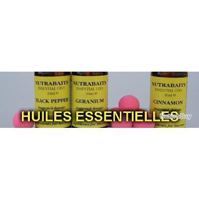 HUILE ESSENTIELLE NUTRABAITS eucalyptus 20ml - alciumpeche