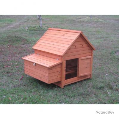 poulailler 525006 pour 6 8 poules sans parc poulaillers. Black Bedroom Furniture Sets. Home Design Ideas