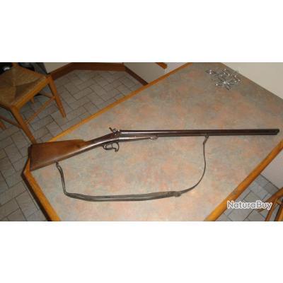 fusil juxtapos manufacture de st etienne d 39 occasion fusils percussion 3033642. Black Bedroom Furniture Sets. Home Design Ideas