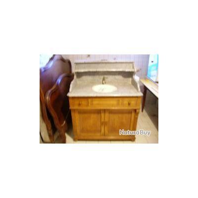 meuble lavabo ancien luminaires et mobilier 3046068. Black Bedroom Furniture Sets. Home Design Ideas