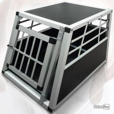 box chien 54x69x51 cages caisses sacs et remorques de. Black Bedroom Furniture Sets. Home Design Ideas