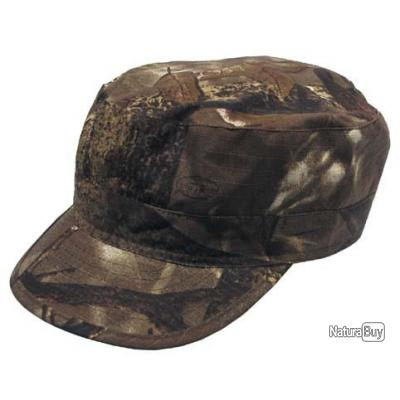 taille s casquette camouflage bois chasseur type us bdu ripstop casquettes cagoules. Black Bedroom Furniture Sets. Home Design Ideas