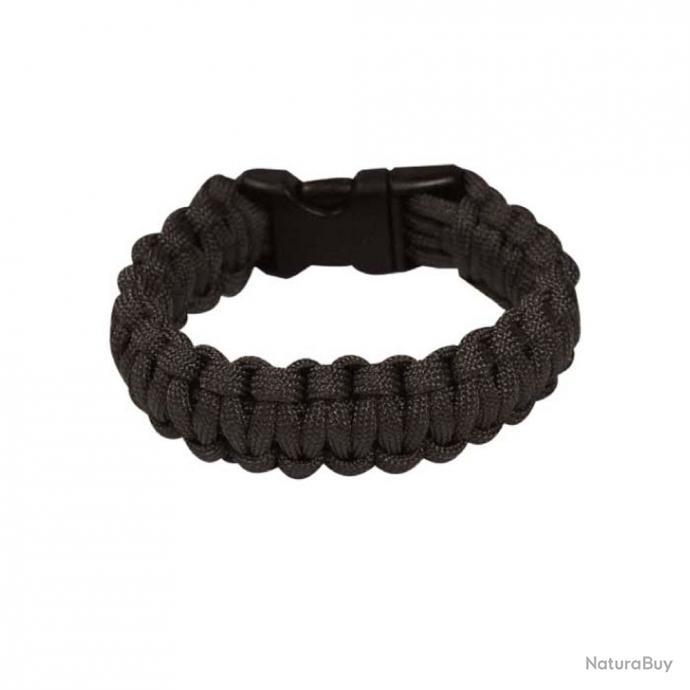Bracelet Paracorde Couleur AT-Digital Taille M Largeur 1,9 cm