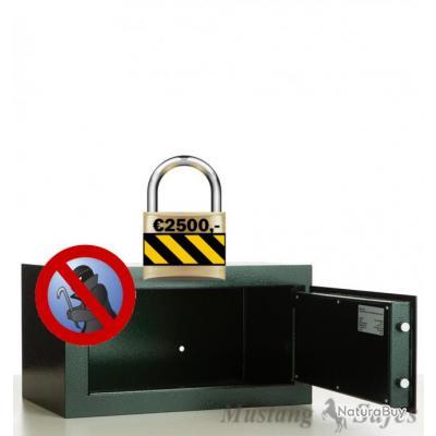 coffre fort pour armes de poing mustang safes coffres forts et armoires fusil 3073810. Black Bedroom Furniture Sets. Home Design Ideas