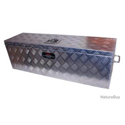 Coffre aluminium de rangement bacs et caisses de for Coffre rangement exterieur pas cher