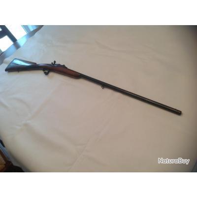 carabine monocanon 14 mm a chien