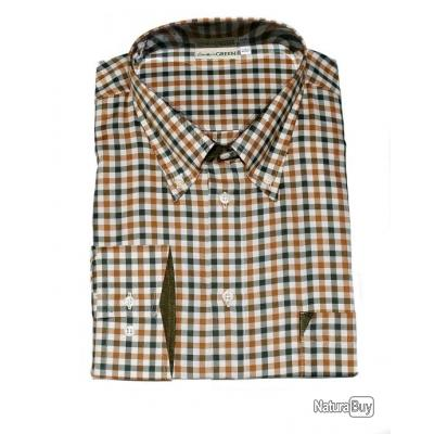 CHEMISE LOVERGREEN CHEVRY TAILLE 41/42