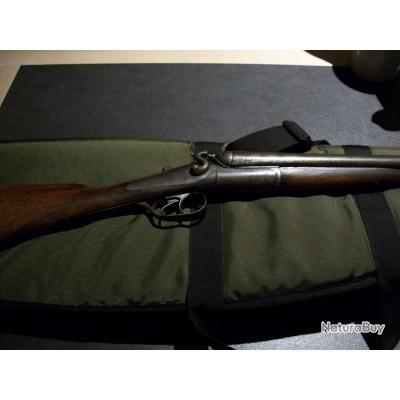 fusil chien ext rieur fusils juxtapos s calibre 16
