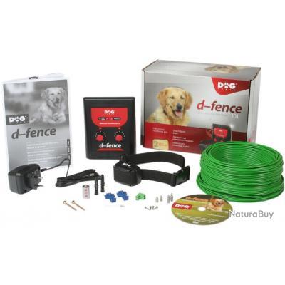 Pack clôture électronique anti-fugue d-fence 101