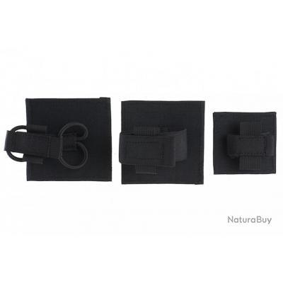 LBX Tactical Weapons Retention Kit  Noir