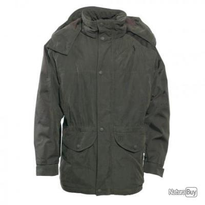 VESTE RENFORCEMENT SMALVILLE 2G 382 DH GREEN
