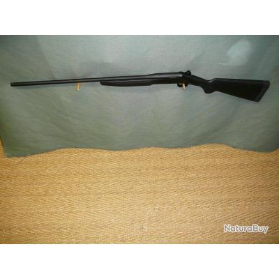 Carabine de jardin 1 coup basculant mod solo cal 410 for Carabine de jardin