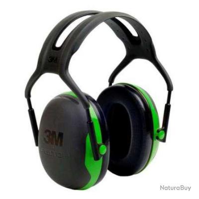 Casque antibruit casque passif peltor x1a 3m 27 db for Meilleur casque anti bruit passif