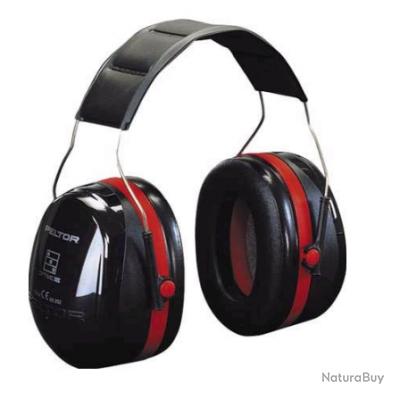 Casque antibruit passif peltor optime iii snr 35 db for Meilleur casque anti bruit passif