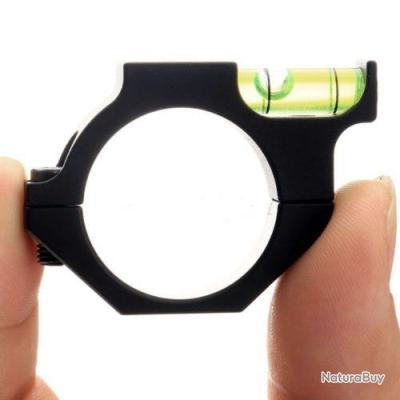 Niveau à bulle pour  lunette / 24,5mm