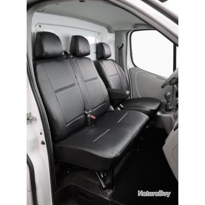 housses de siege sur mesure utilitaire simili cuir truck housses de siege et tapis de sol. Black Bedroom Furniture Sets. Home Design Ideas