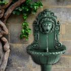 Fontaine murale + pompe