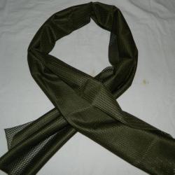Écharpe en maille filet TOE, camouflage - noire - kaki - oryx-noir ... d9c8eca0bcf