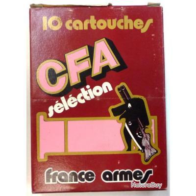 Cartouches à balles Sélection CFA 20/70 2 btes de 10 cartouches