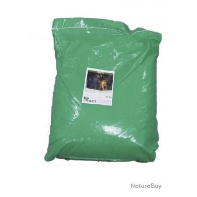 Natron (spécial chevreuils et grands cervidés) sac de 25 kg