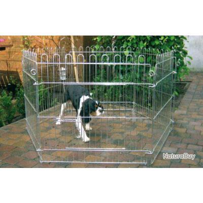 cage pour chiot chenils enclos parcs et portes 3157543. Black Bedroom Furniture Sets. Home Design Ideas