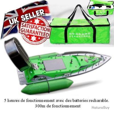 Bateau amorceur carpe avec t l commande bateaux amor eur for Prix des carpes