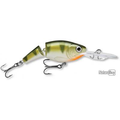 LEURRE RAPALA JOINTED SHAD RAP 05 YP - Yellow Perch - alciumpeche