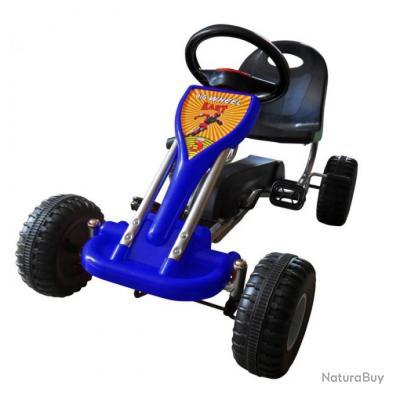Kart voiture à pédale gokart enfant jeux jouets 0102003 - Jouets ... b6827f639e48