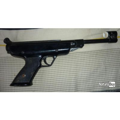 pistolet plomb manuarm calibre 4 5 pistolets plomb et co2 3185704. Black Bedroom Furniture Sets. Home Design Ideas