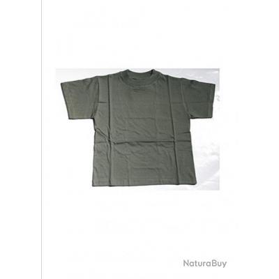 0800653a93aa6 Tee-shirt Enfant Kaki 8ans - Tee-shirts de Chasse (3207448)